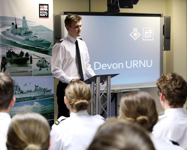 Devon University Royal Naval Unit
