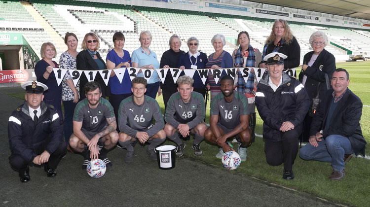 Plymouth Argyle Armed Services Day