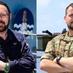 HMS Albion sailors