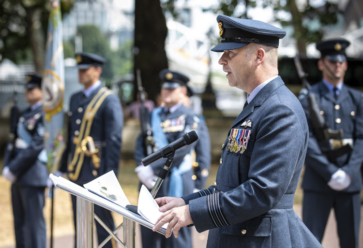 Raf Honours Captain Ferdinand West The First Pilot To