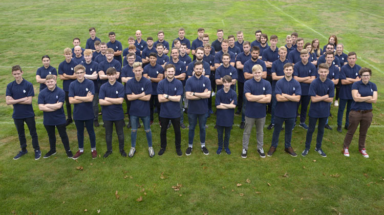 Babcock hires next generation at Devonport with 106 apprentices and graduates