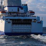 Royal Marines swoop on passenger ferry