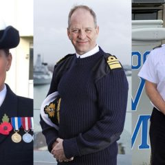 Royal Navy recipients in the Queen's Birthday Honours