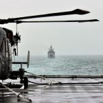 British and Indian Navies Join Forces in Channel