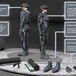 Britain's brightest brains design bionic commandos to fight future wars