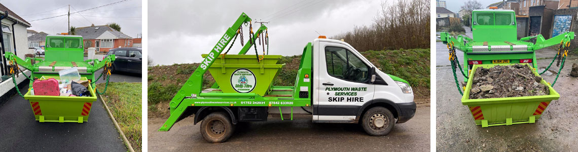 Skip Hire Plymouth