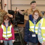 Babcock Women's Network host Bring Your Child to Work Day at Devonport Royal Dockyard