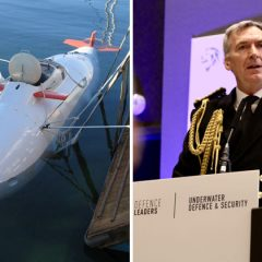 Underwater warfare top of Royal Navy agenda