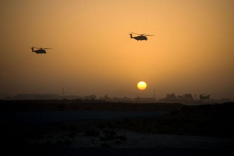 42 Commando Royal Marines in Afghanistan