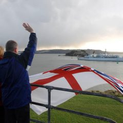 HMS Cumberland home from successful deployment