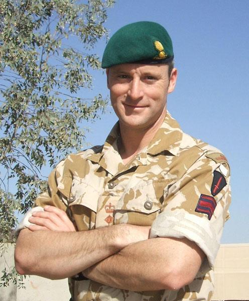 Lieutenant Colonel Jim Weeden
