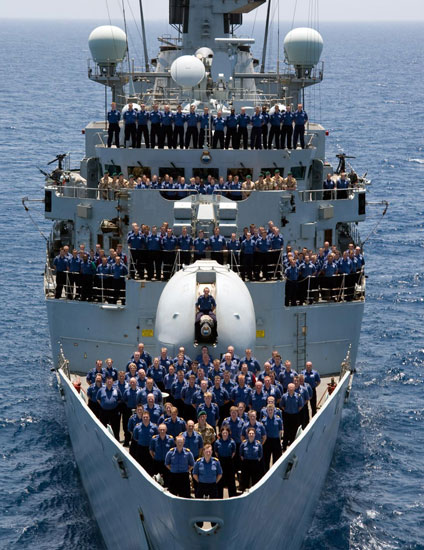 HMS Chatham
