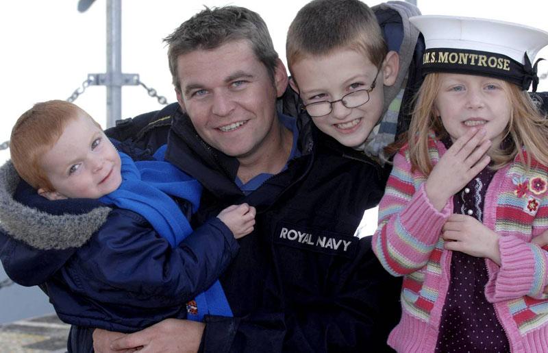 HMS Montrose
