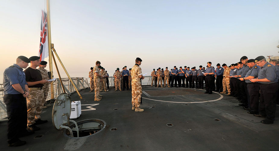 HMS Somerset is heading to protect Iraq's oil lifeline