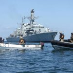 HMS Montrose counter-piracy patrol