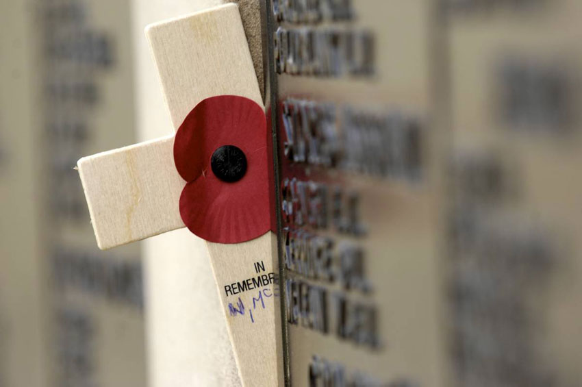 Royal Navy played a leading role in the Plymouth major acts of Remembrance