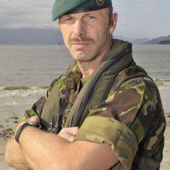 Lieutenant Colonel Neil Wraith