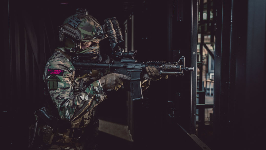 Royal Marines Commando unit created to shape the Future Commando Force