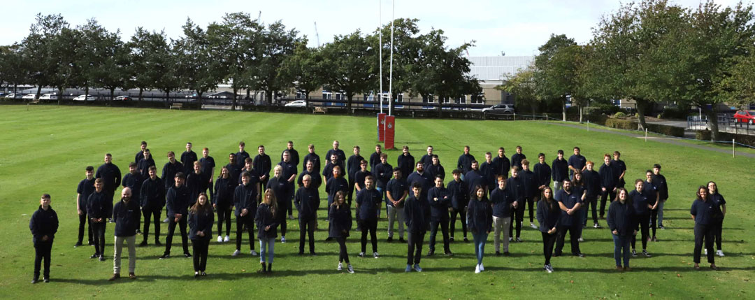 More than 300 new recruits join Babcock's Devonport site