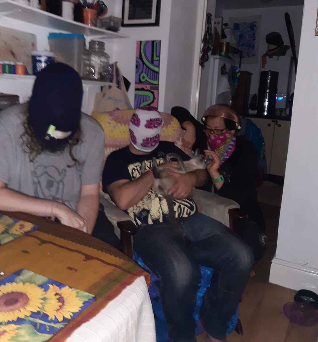WonderZoo crew meeting