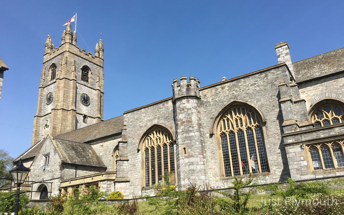The Minster Church of St. Andrew