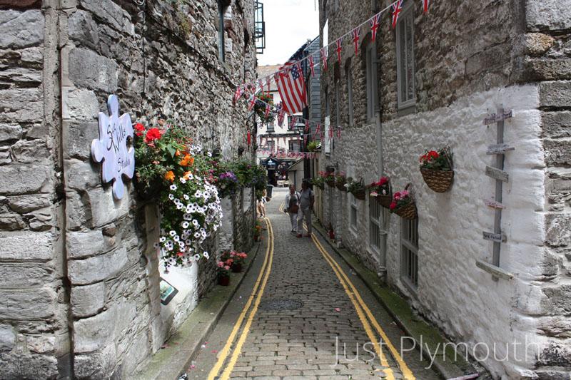 Plymouth Barbican Stokes Lane