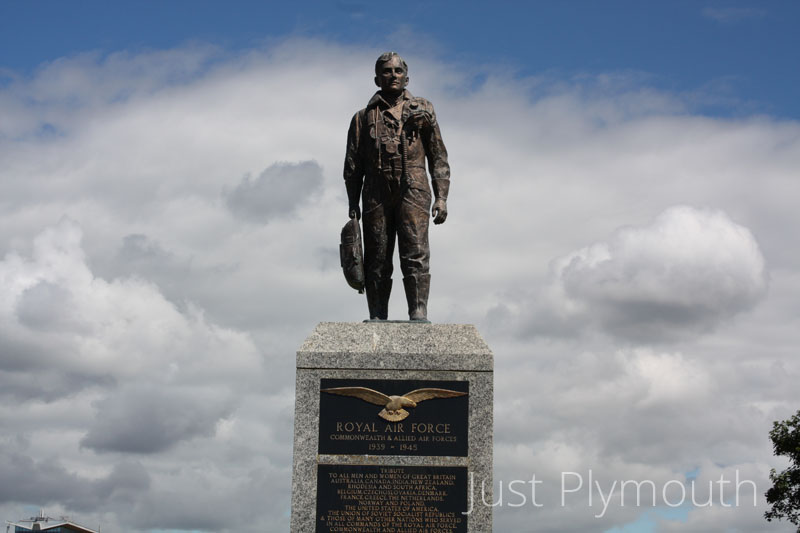 Royal Airforce with Commonwealth and Allied Air Forces Memorial