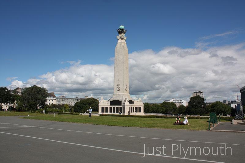 Plymouth Hoe War Memorial