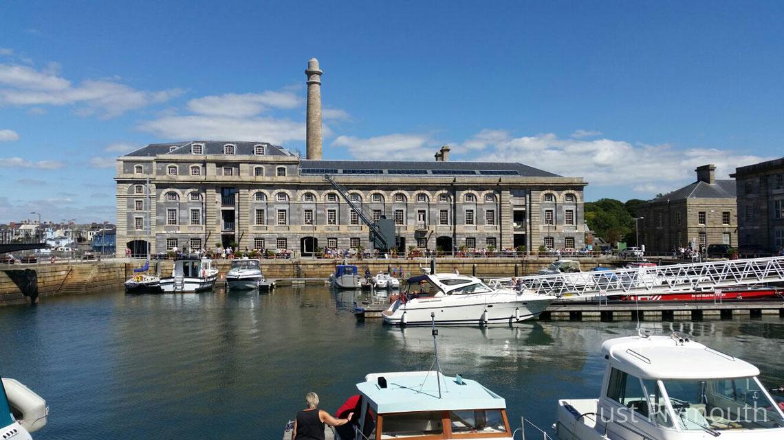 Royal William Yard Plymouth