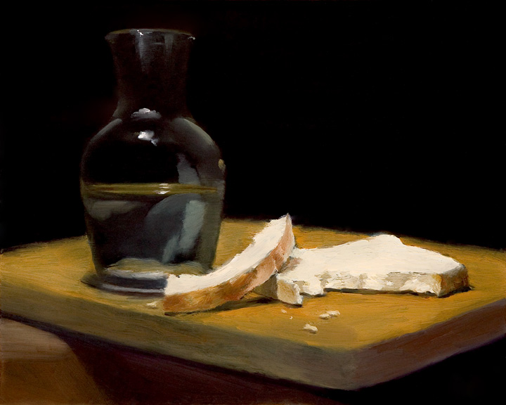 Bread and Water by Richard Barry