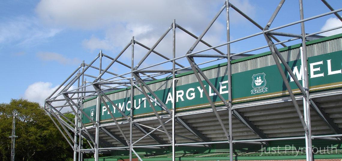 Plymouth Argyle Home Park