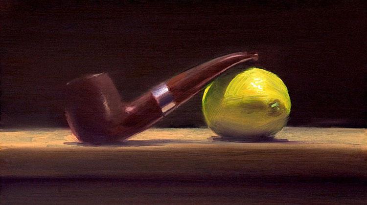Artist Richard Barry