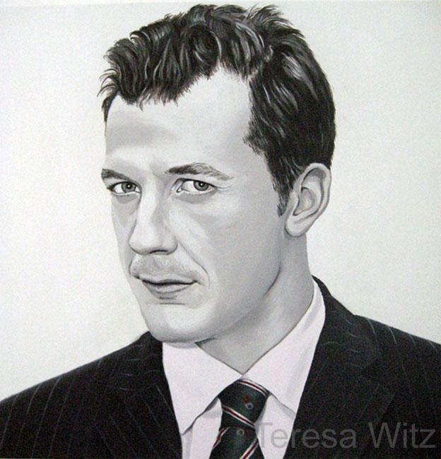 Steve Williams by Teresa Witz