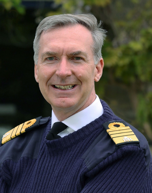A knighthood for First Sea Lord Tony Radakin