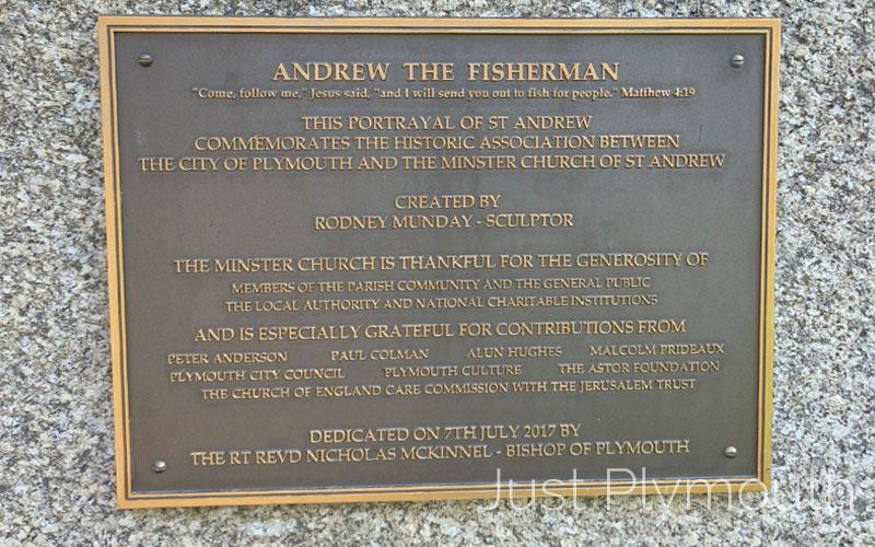 Saint Andrew the Fisherman