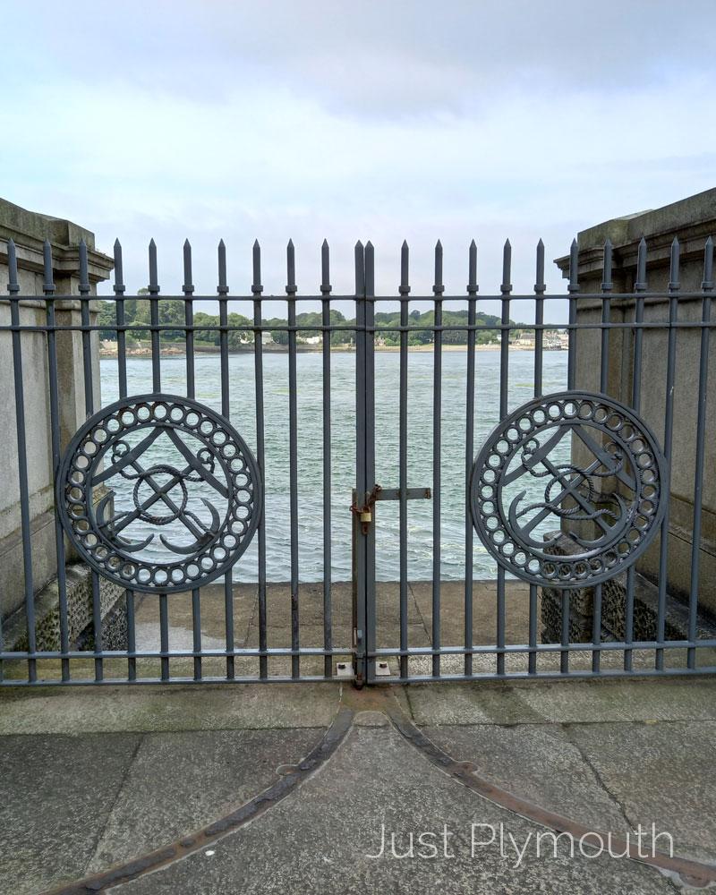 Royal William Yard Gates