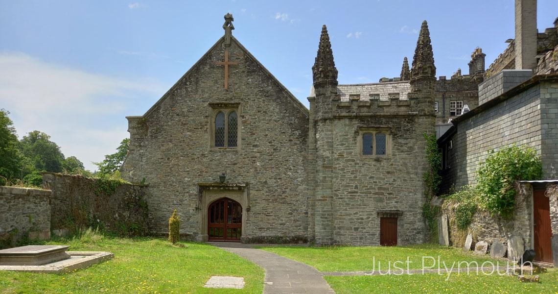Abbey Chapel Tavistock
