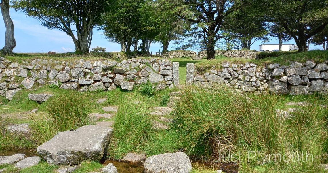 Four Winds Car Park Dartmoor