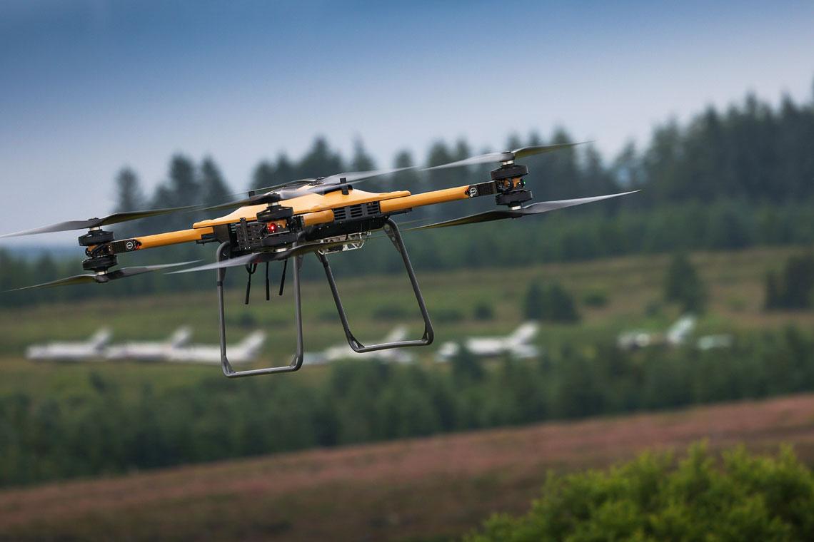 Malloy TRV150 Drone