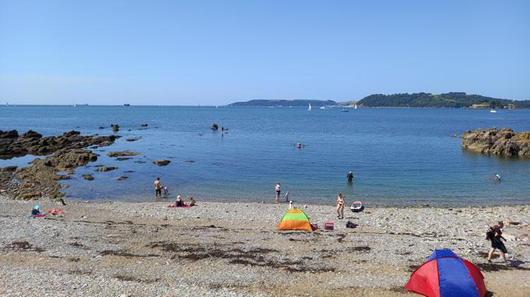 Mount Batten Beach