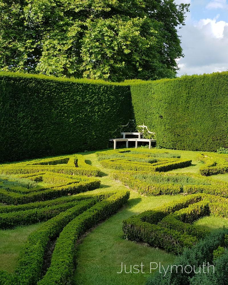 Antony House and Gardens