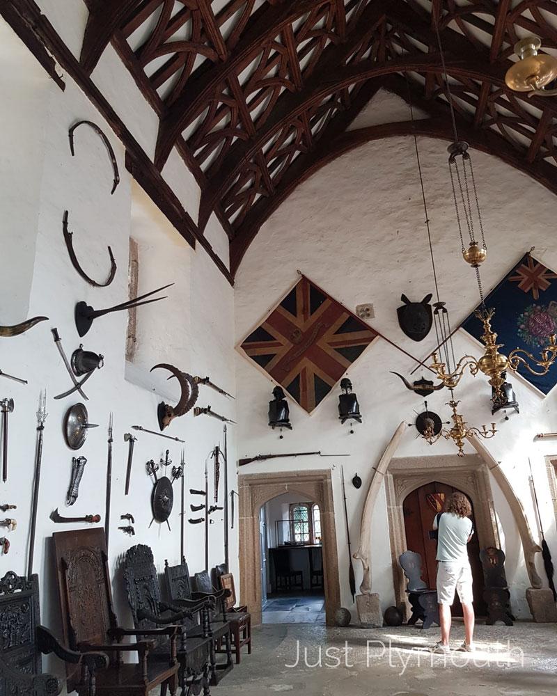 Cotehele Tudor House