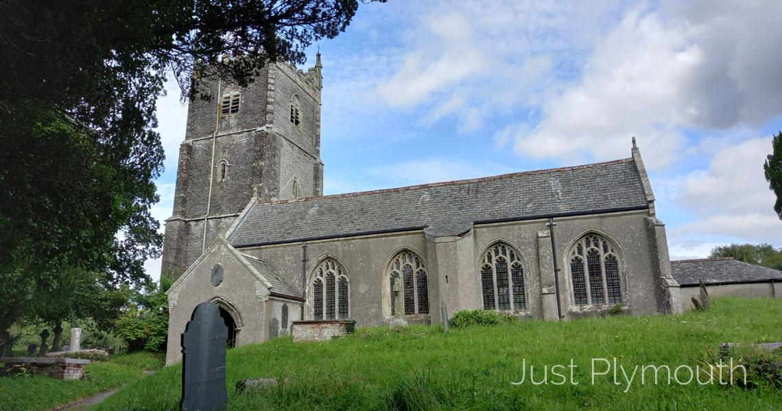 Landulph Church