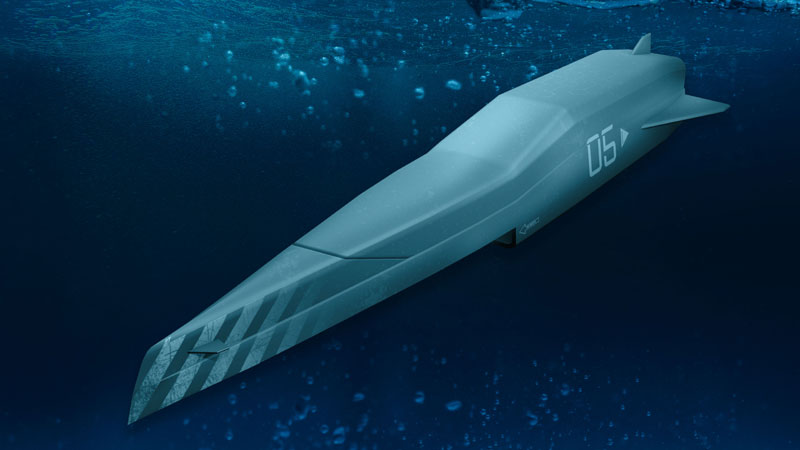 Surface Combatant Drone