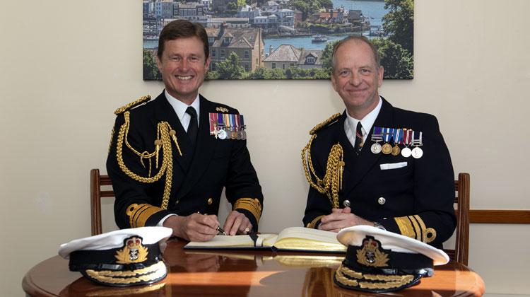 Royal Navy appoints new Fleet Commander