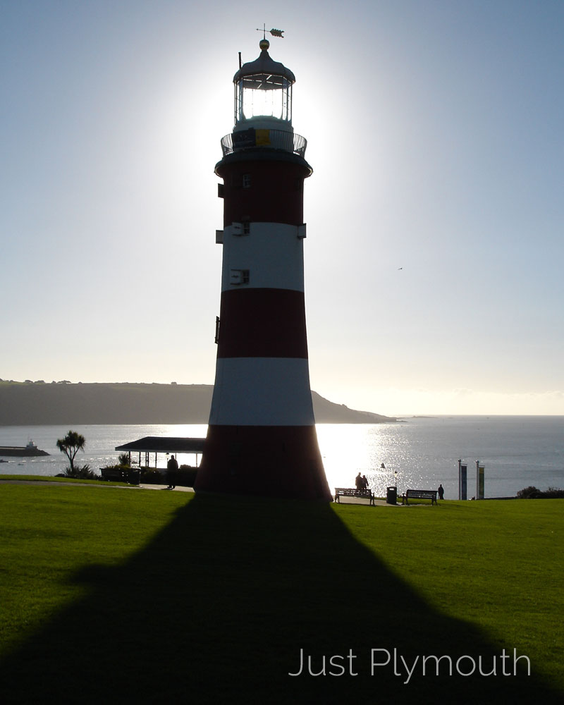 Smeaton's Tower Plymouth Hoe